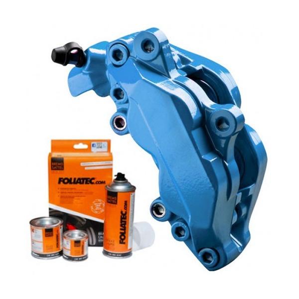 Peinture Foliatec Bleu GT pour étriers de frein