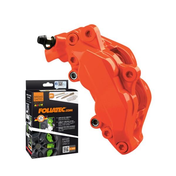 Peinture Foliatec Orange Fluo pour étriers de frein