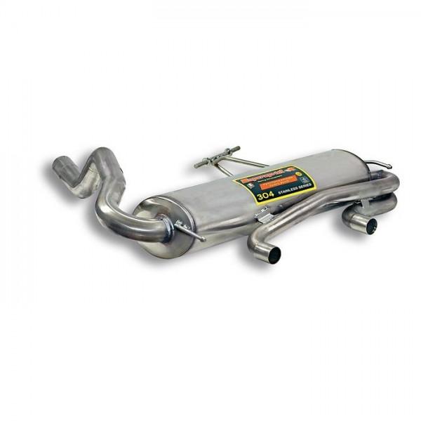 Ligne d'échappement Performance Package Supersprint Renault Clio 2 RS3