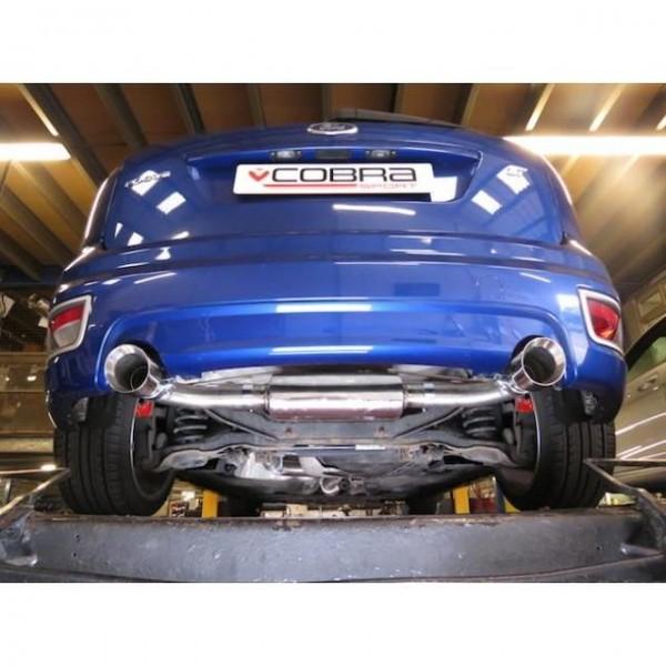 Cat-Back résonné Cobra Sport Ford Focus MK2 ST