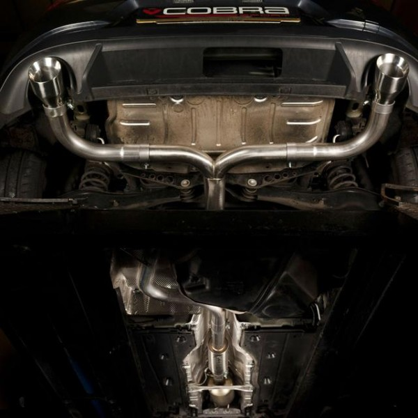 Cat-Back Venom Cobra Sport Volkswagen Golf 7 GTI